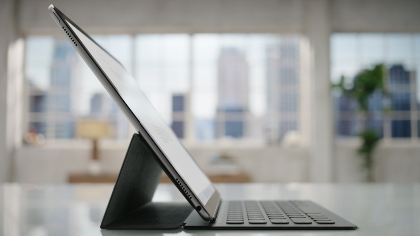 Apple Claims Their New iPad Pro Will Replace The Laptop