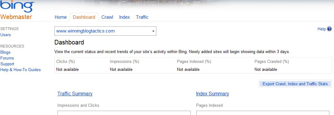 How To Get Indexed In Bing